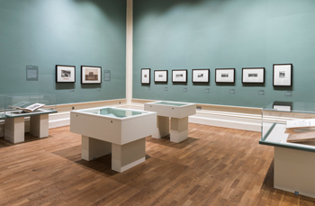 Installation shot 'P. H. Emerson: Presented by the Author', photo John Hartley