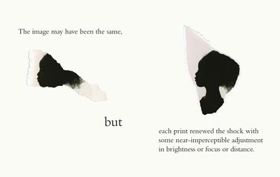 From the publication 'Lament' by Bettina von Zwehl and Josh Cohen. © 2016 Art Books Publishing Ltd.